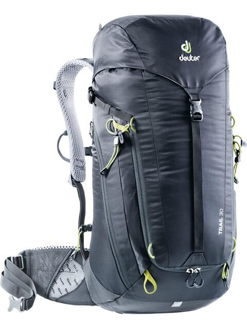 Deuter Trail 30 Ryggsäck svart